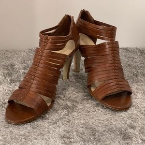 Franco Sarto Strappy Dress Sandals
